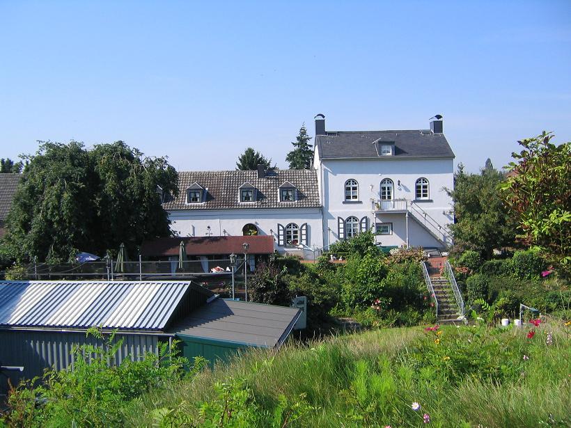 das Schleusenhaus
